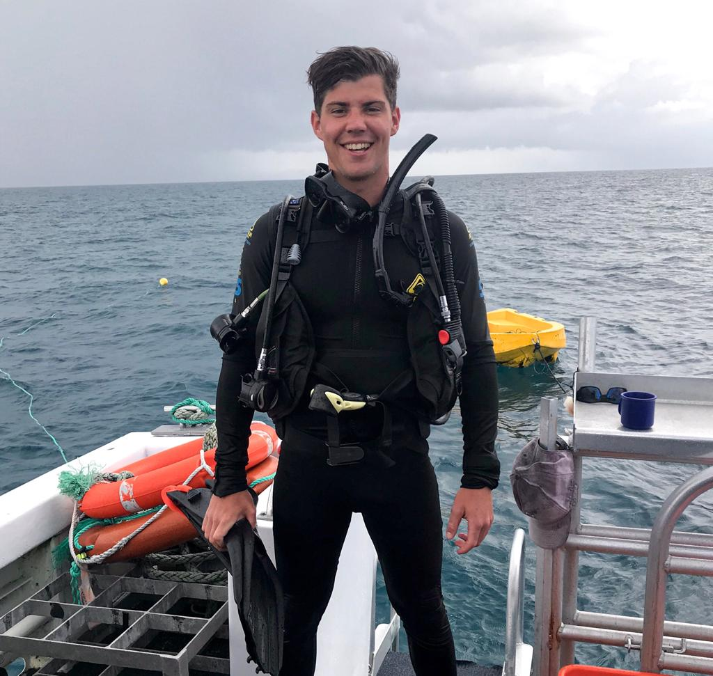 Train with Dive Ninja Expeditions, Cabo San Lucas
