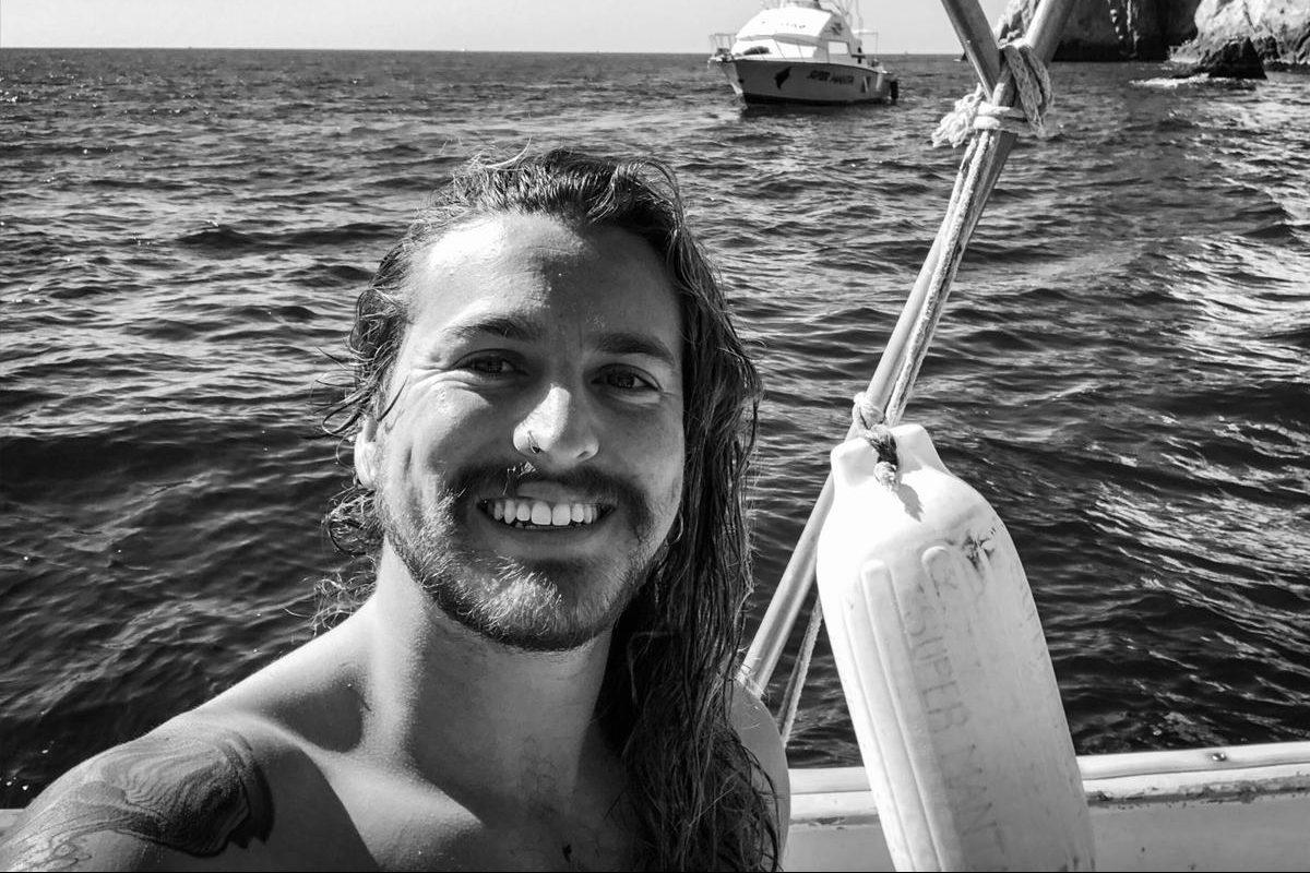 Juan Camilo Mora, Instructor & Expedition Guide Dive Ninja Expeditions