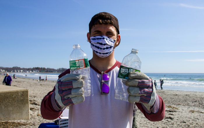 Beach cleans and sustainable tourism practises at Dive Ninjas, Los Cabos